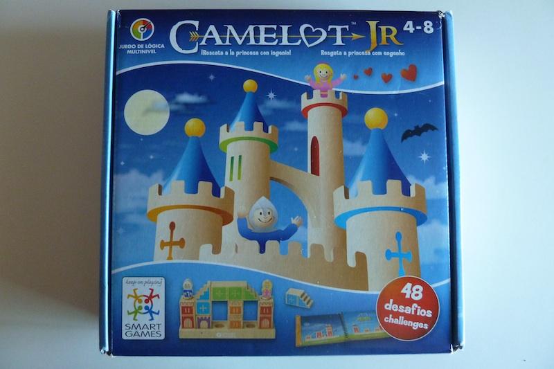 Listos para jugar - Camelot Jr